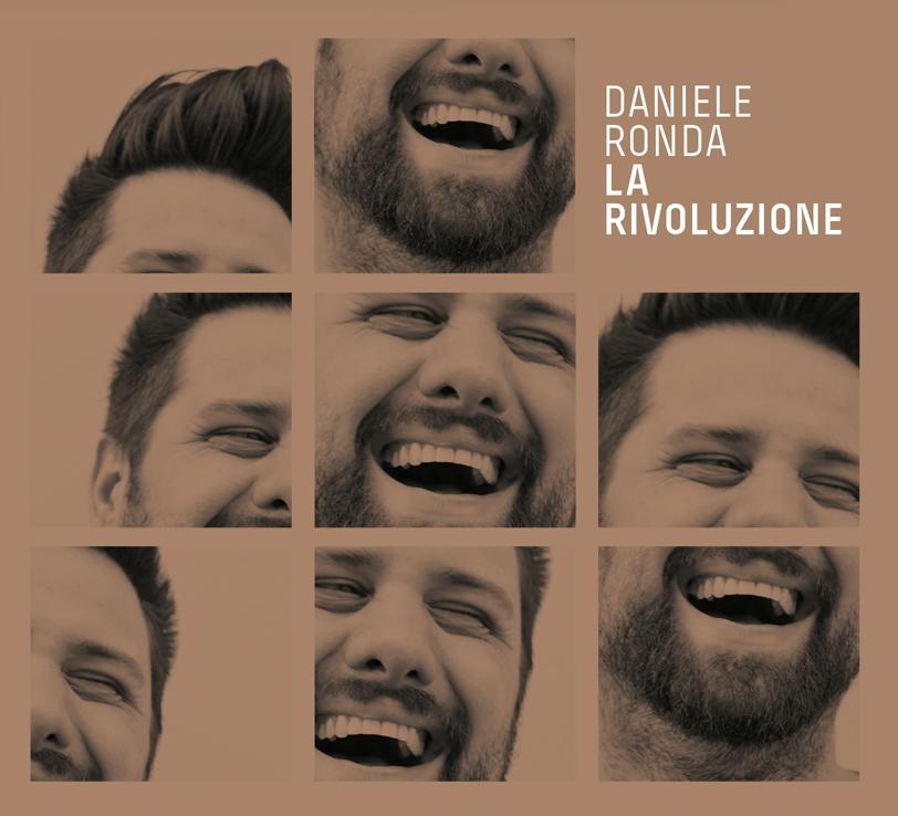 DANIELE RONDA_cover del disco LA RIVOLUZIONE