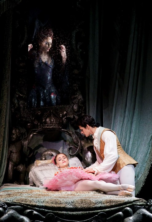THE SLEEPING BEAUTY by Tchaikovsky,         , Music ? Pyotr Il?yich Tchaikovsky, Choreography ? Marius Petipa, Design ? Oliver Messel, Lighting ? Mark Jonathan, The Royal Ballet, The Royal Opera House, London, UK, 2011, Credit: Johan Persson /