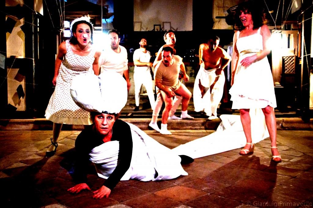 Dostoevskij Carnaval Roma Fringe Festival 2014