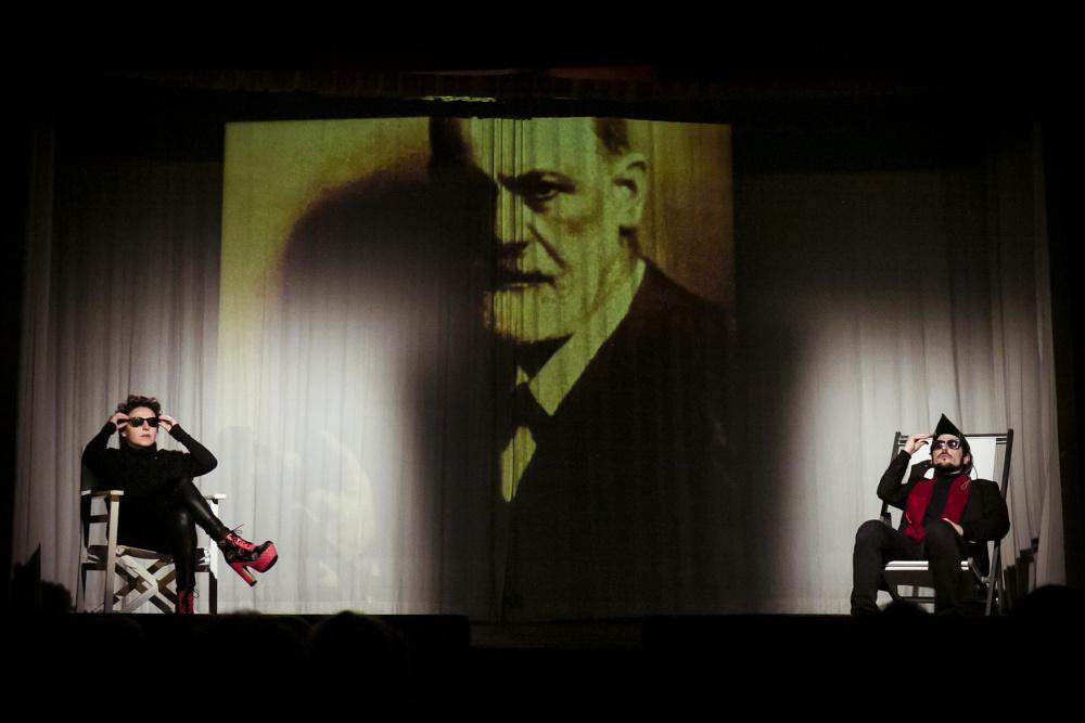 In punta di piedi sul filo dell'ironia - Roma Fringe Festival 2014